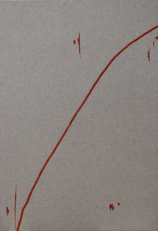 tras artemisia gentileschi y anna banti ('... una matanza tejida, reguero por reguero, como un bordado, sobre el blanco lino') i